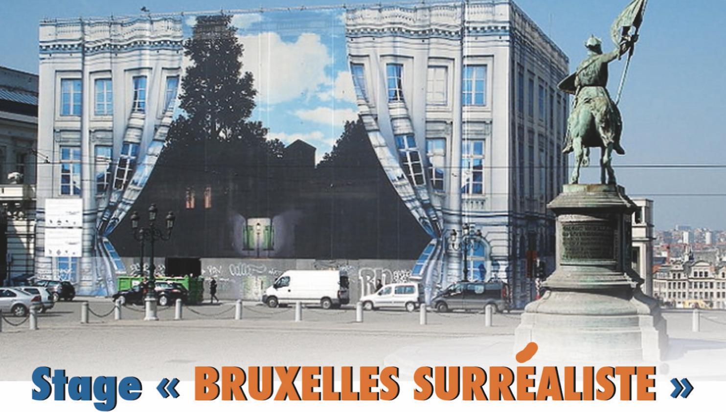 Sybille M: Stages de rentrée à Paris & Bruxelles