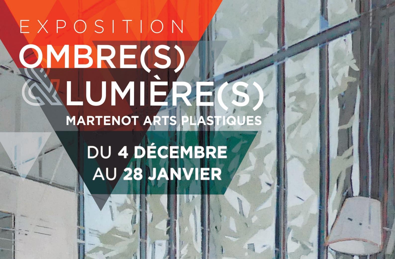Exposition Ombre(s) et Lumière(s) – Réseau MAP